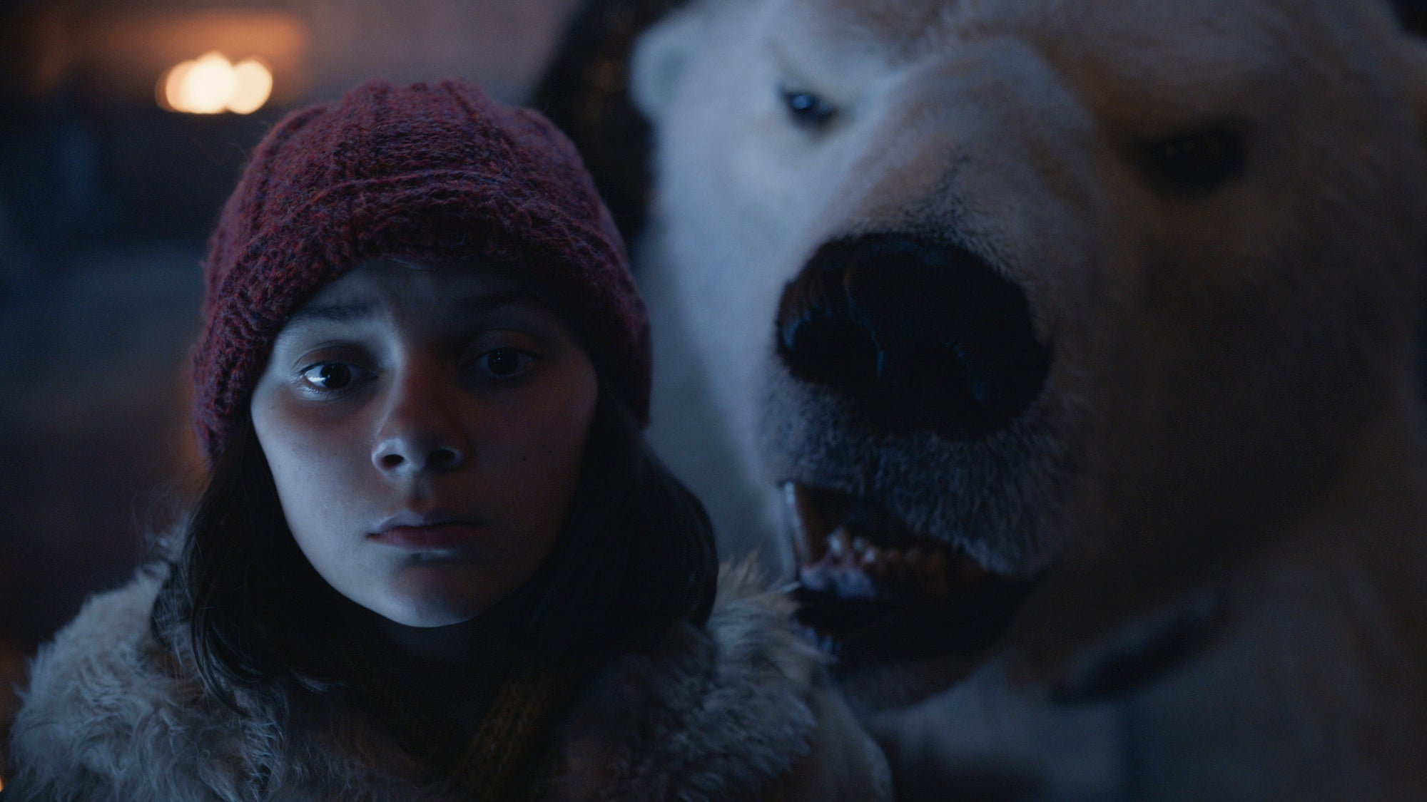 His Dark Materials Turns Things Around With An Intense (But Nonviolent) Bear Fight