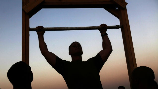 Work Your Way to a Pull-Up with These Intermediary Exercises