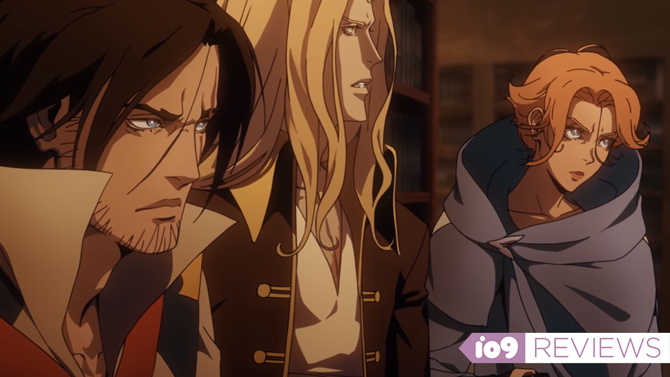 Castlevania's Second Season Is A Surprisingly Slow-Burning, Yet Compelling, Continuation