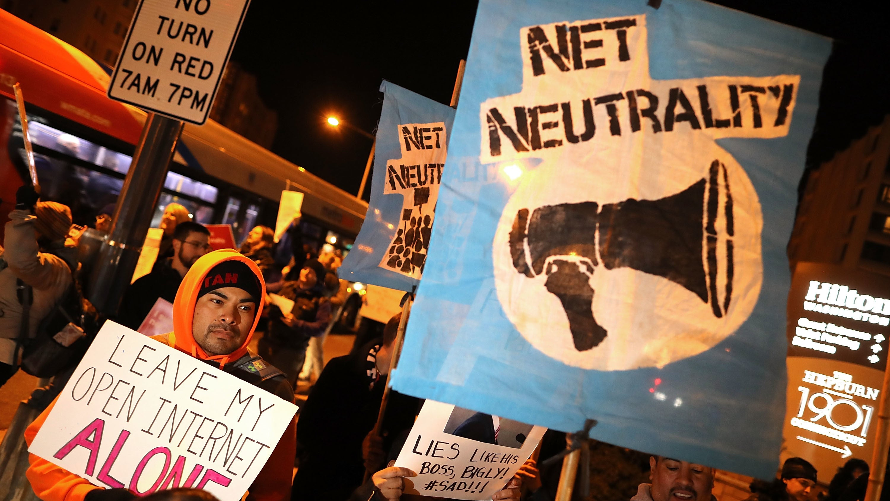 Only 1 In 5 US Republicans Want The FCC To Gut Net Neutrality Rules