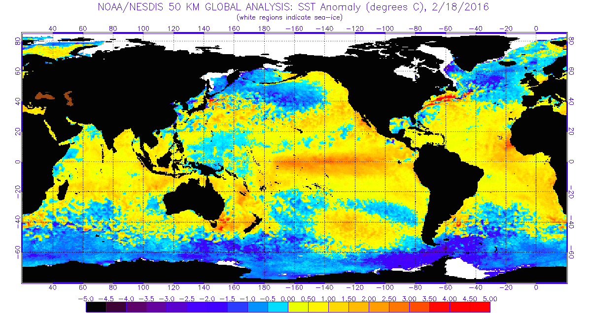 Oh Great, Now 'Anti-El Niño' Is on Its Way