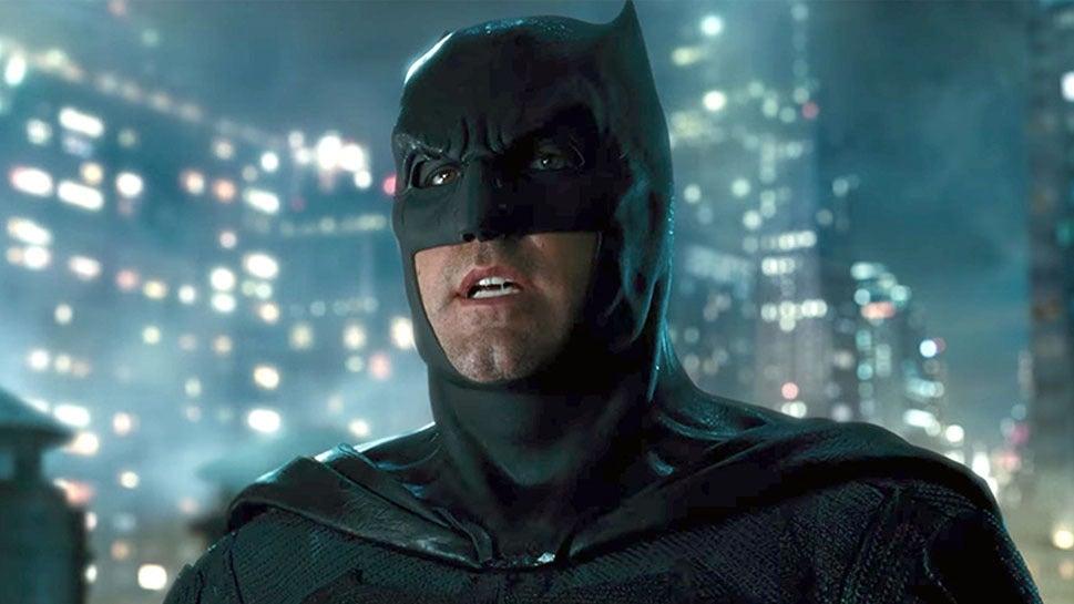 Batfleck Still Has No Idea What He's Doing