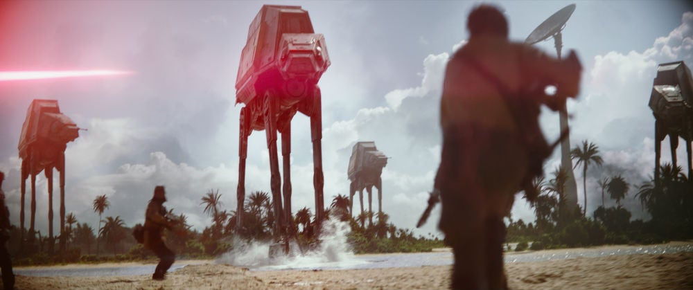 Rogue One Reveals More of the Empire's Brand New Forces