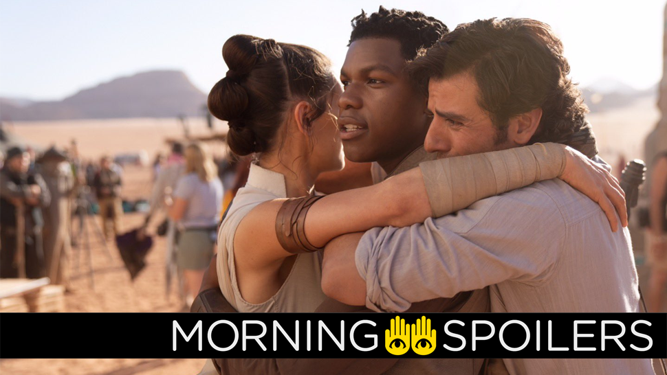Does Alleged Star Wars: Episode 9 Art Give Us An Intriguing Look At New Characters?