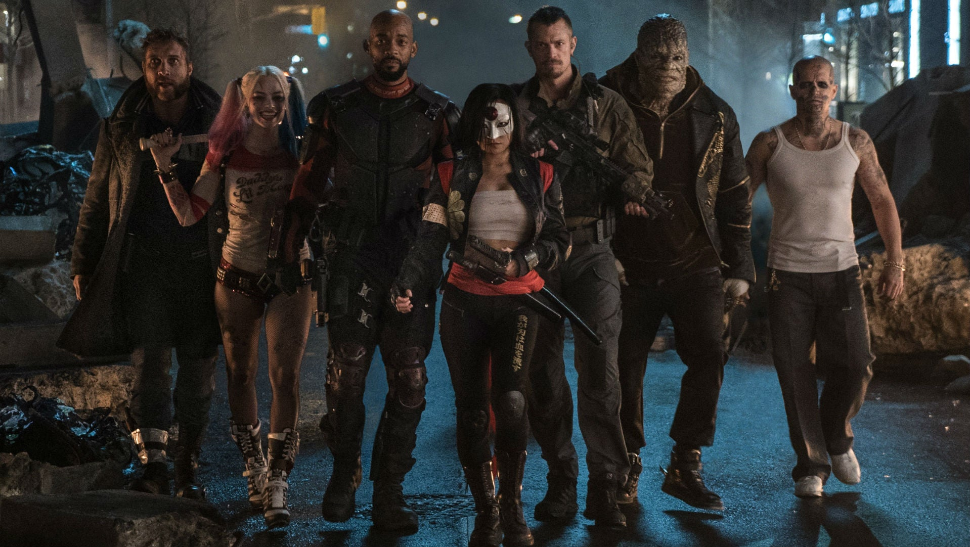 How The Events Of Suicide Squad Affect The DC Movie Universe