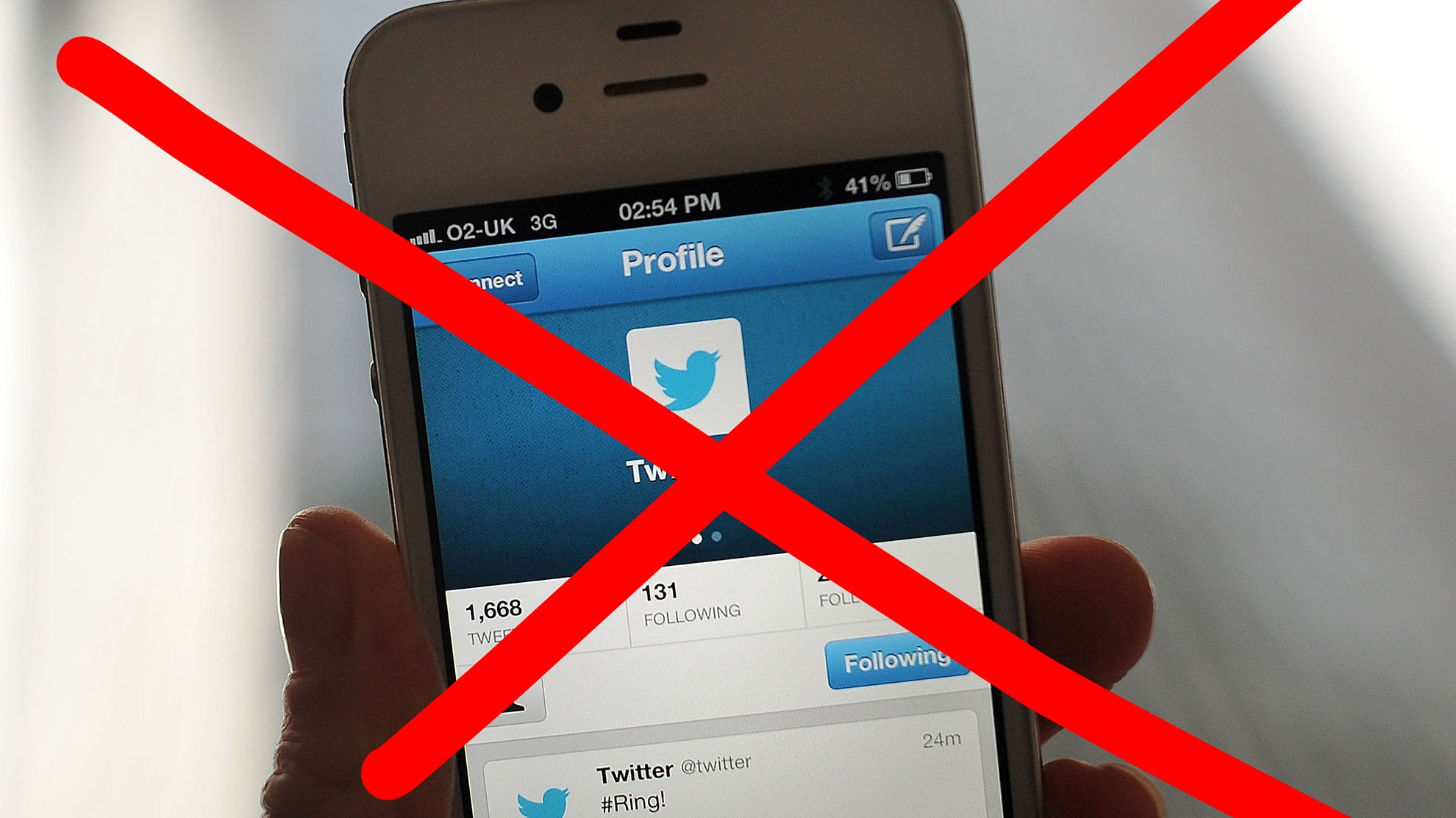 The Easiest Way To Get Banned From Twitter