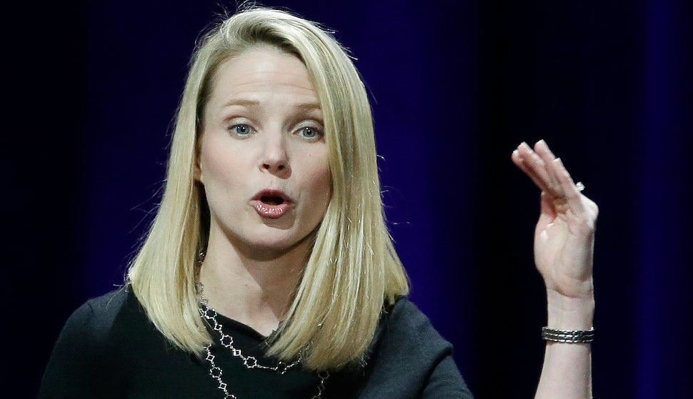 Yahoo's Latest Earnings Report Basically Confirms That Tumblr Purchase Was A Waste Of Money