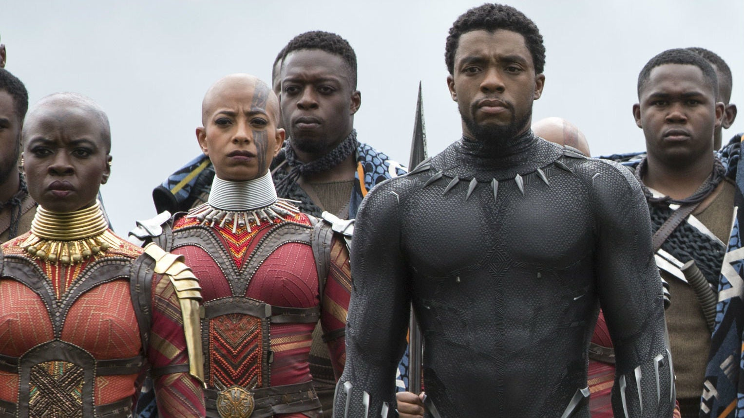 Black Panther's Okoye Has Issues Even Before Avengers: Infinity War Begins