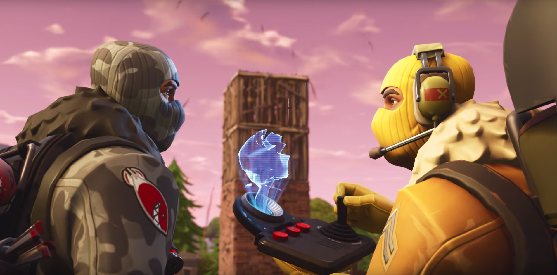 Fortnite Players Are Rocket-Riding New Guided Missiles For Absurd Kills