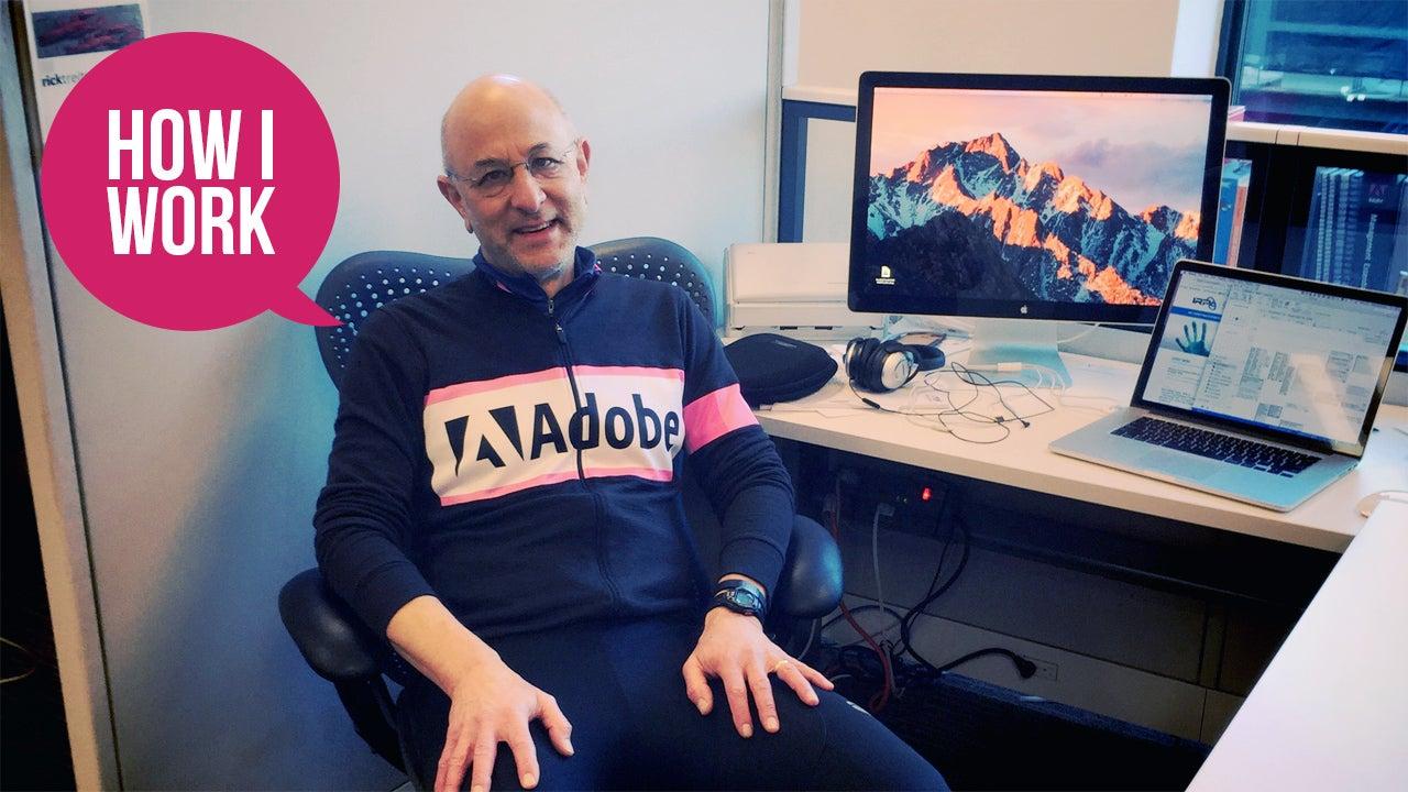I'mRick Treitman, Entrepreneur-In-Residence At Adobe, And This Is How I Work