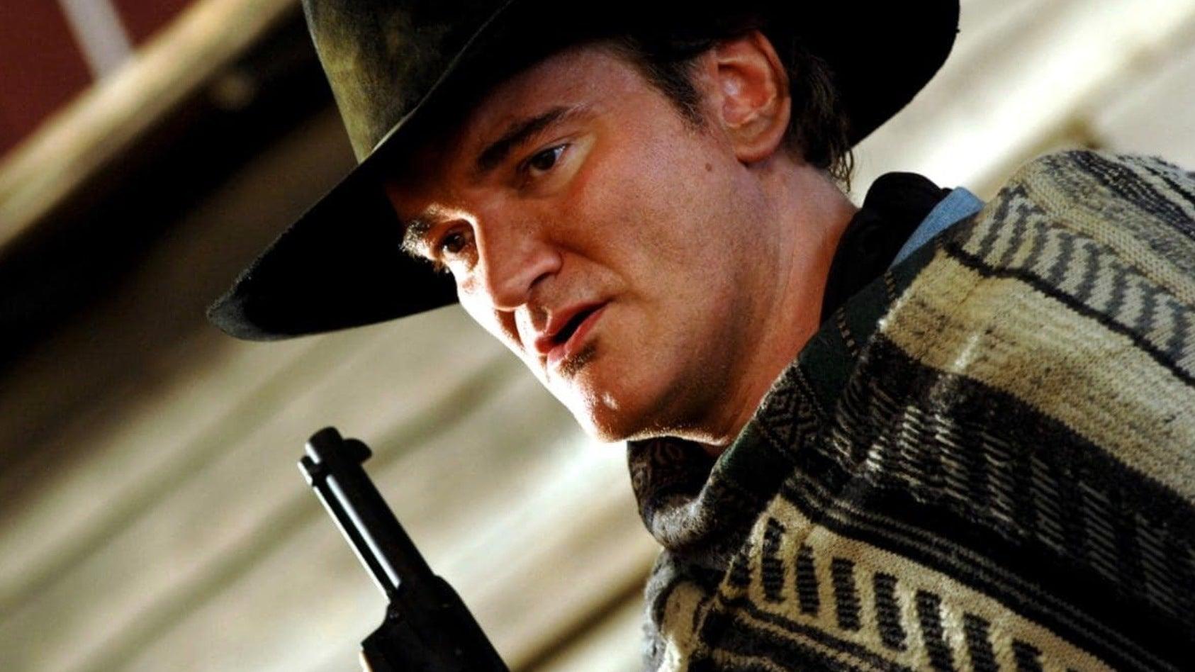 Quentin Tarantino Might Direct AStar Trek Movie