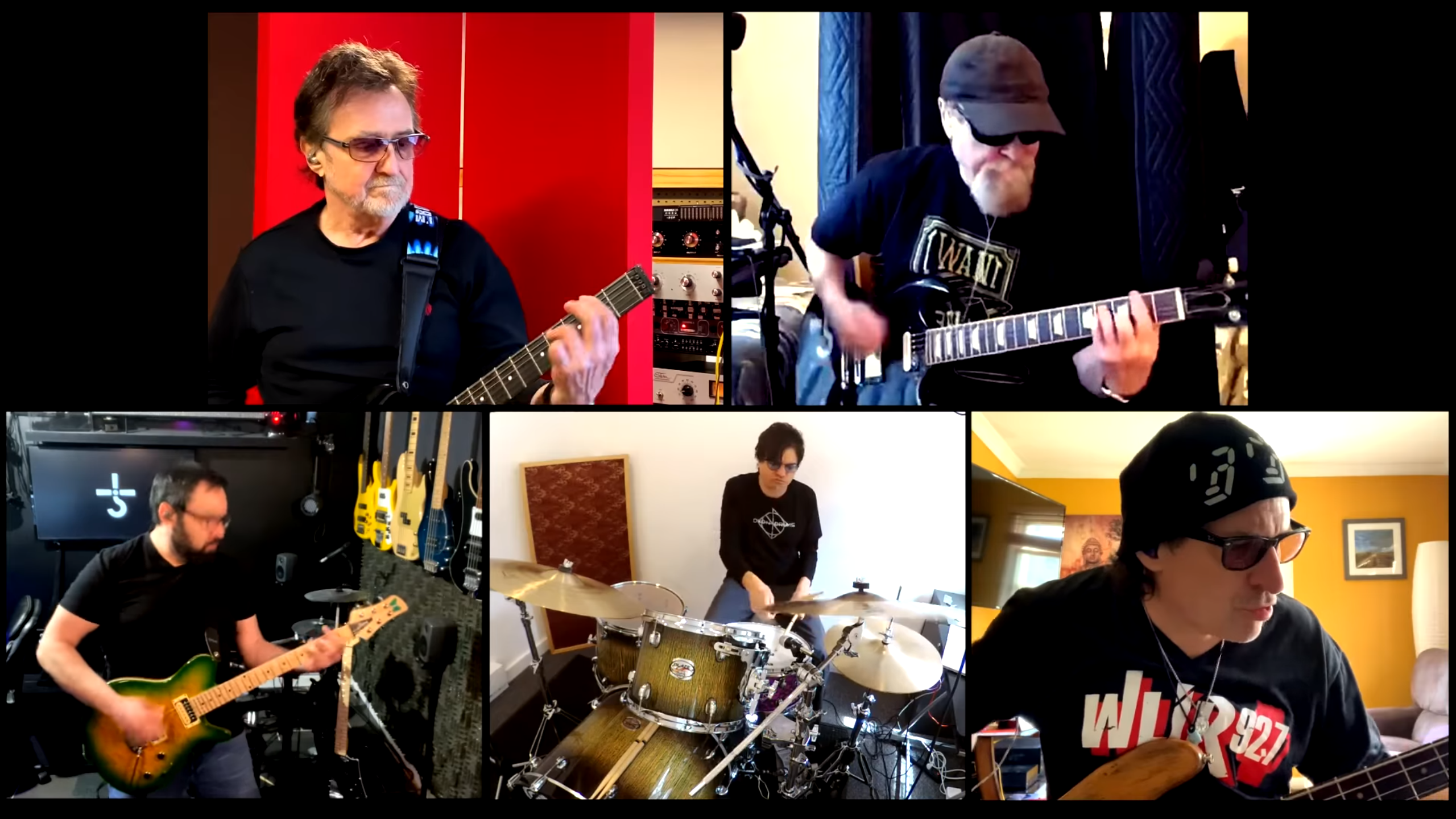 And Now, Blue Öyster Cult's 'Godzilla,' Performed By The Band Live At Home