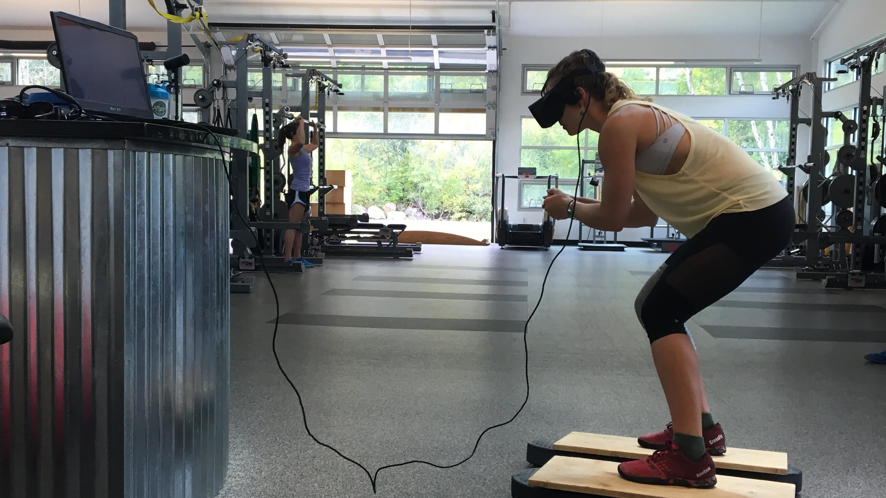 US Olympians Are Using VR Headsets To Train ForPyeongchang