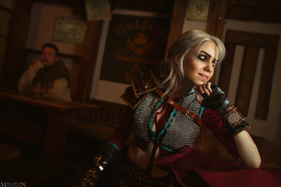 Cheers To This Witcher 3 Cosplay