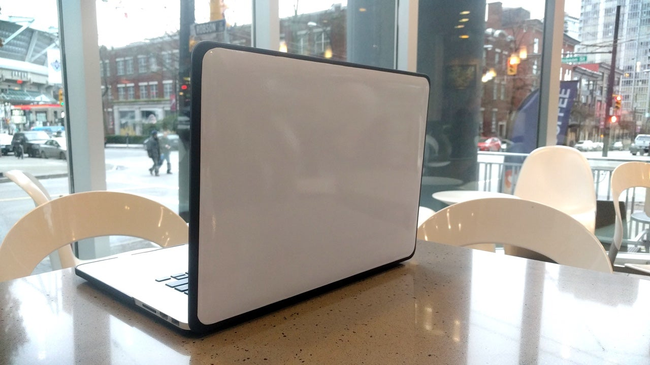 Add A DIY Whiteboard To Your Laptop Lid