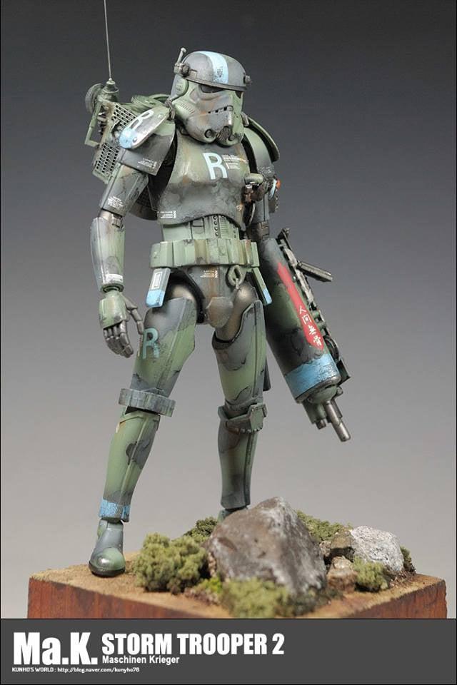 Aren't You A Little Badass For A Stormtrooper?