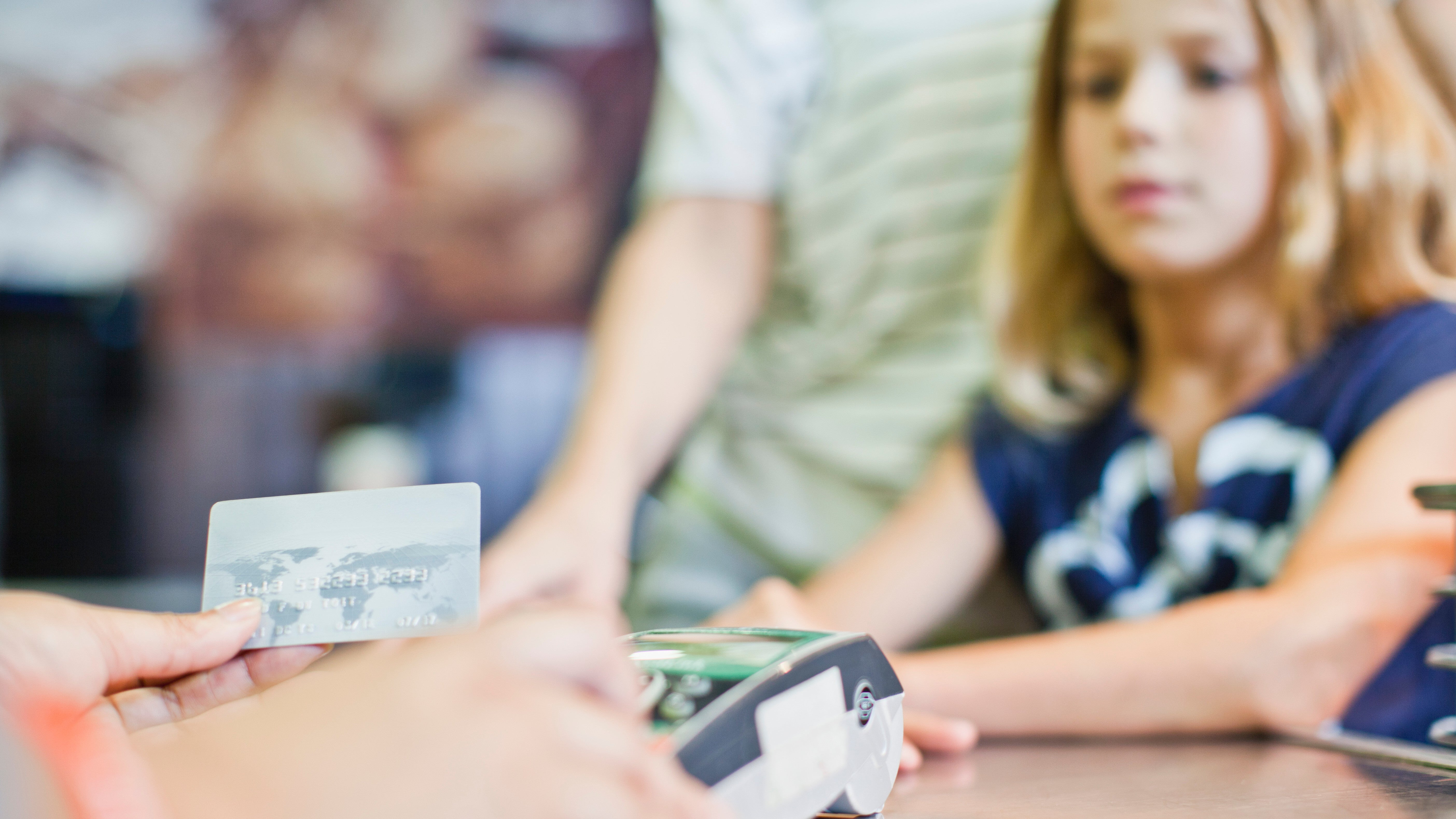When Should You Make Your Kid An Authorised User On Your Credit Card?