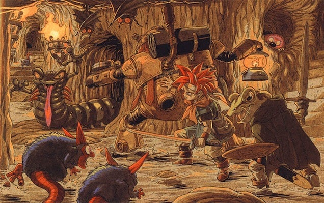 What's Your Favourite Chrono Trigger Memory?