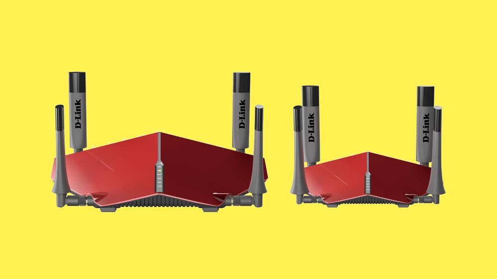 D-Link's Wireless Router Twins Ensure There Are No Dead Spots In Your House