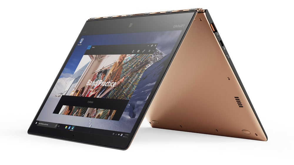 The Thinnest, Lightest Lenovo Yoga Laptop Includes Performance Trade-Offs