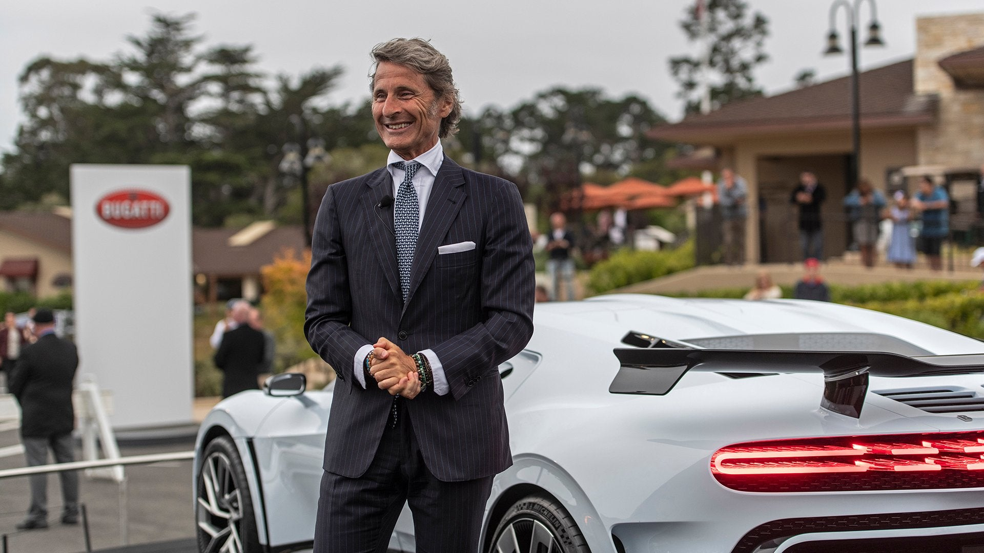 You Don't Want To Hear Bugatti Talk About Bugatti