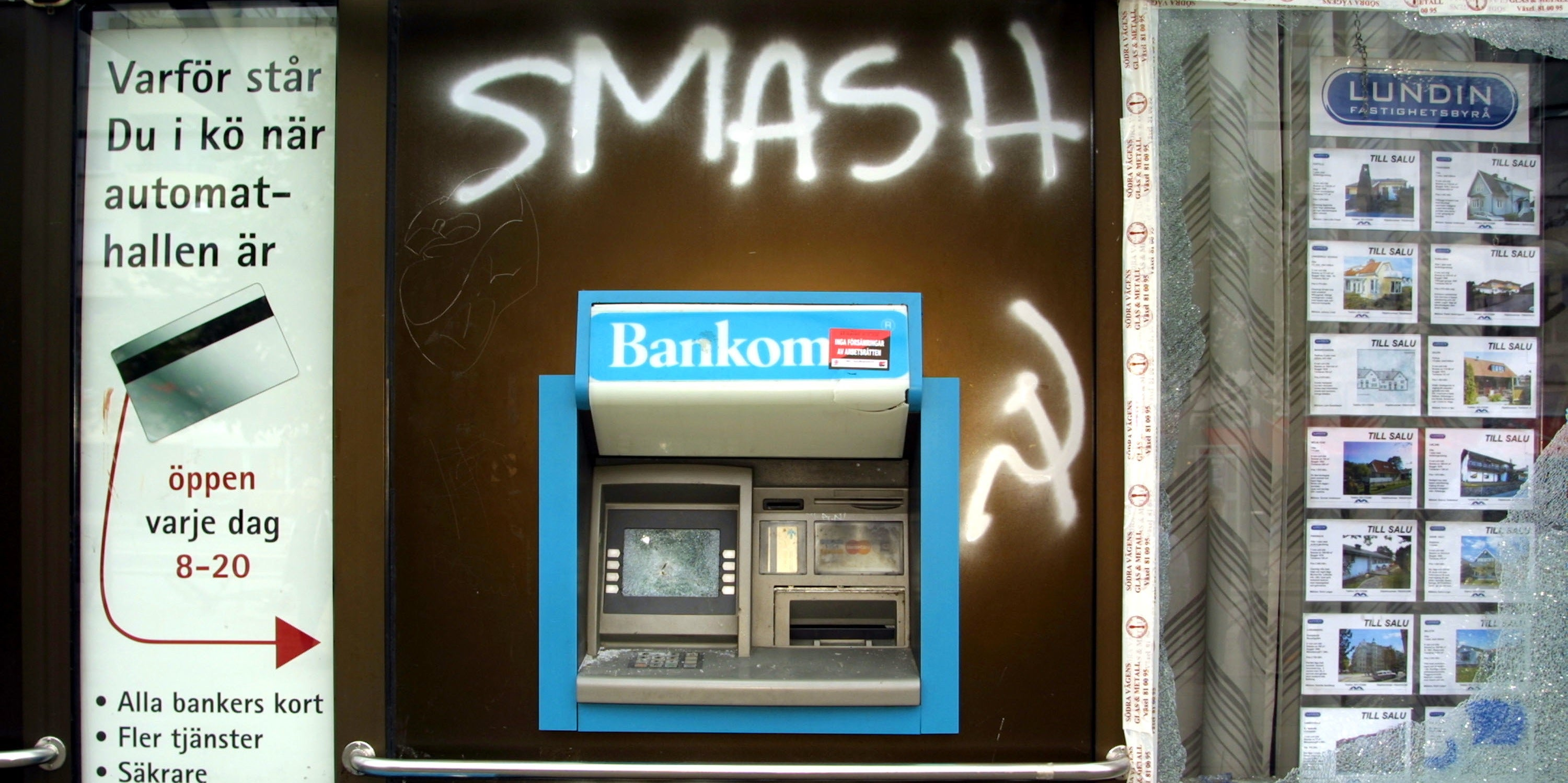 Researchers Are Making an ATM that Spews Hot Acid at Thieves
