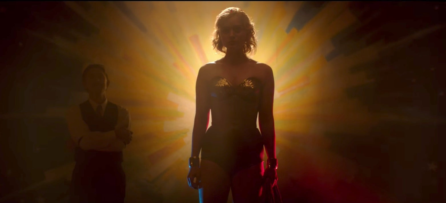 What Was That Mysterious Teaser Trailer Before Wonder Woman?