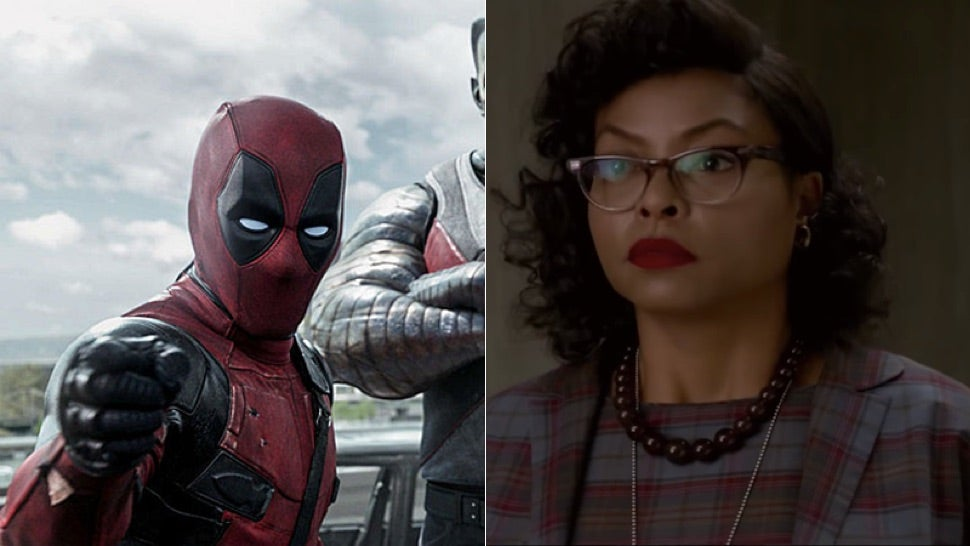 Taraji P. Henson And Ryan Reynolds Explain What They Went Through To Make Hidden Figures And Deadpool