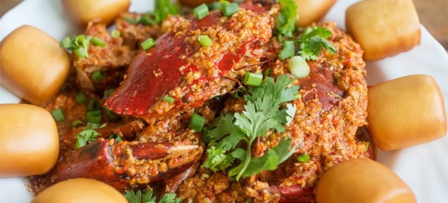 How To Make Delicious Singapore Chilli Crab