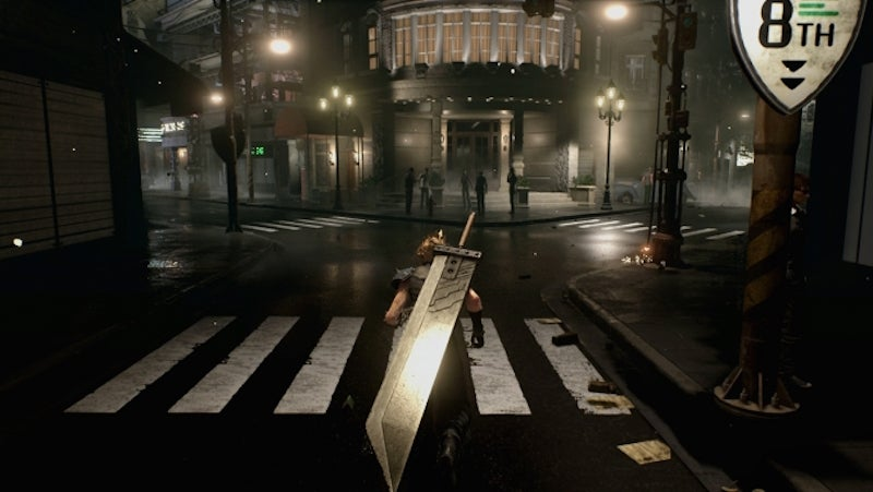 Let's Think Of The Final Fantasy VII Remake As A Totally New Game