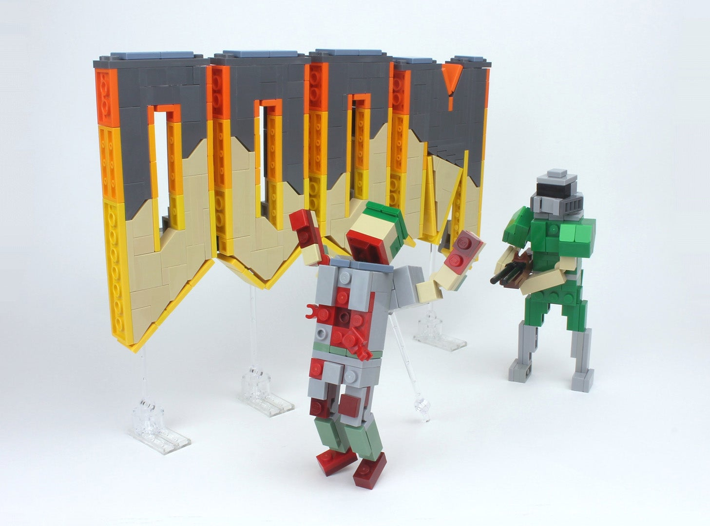 Nevermind The Classic, Give Me LEGO Doom