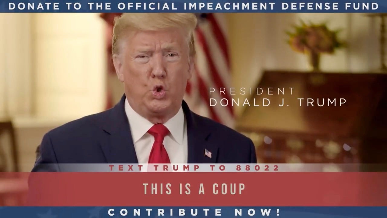Trump's Facebook Ads Keep Getting More And More Fascist