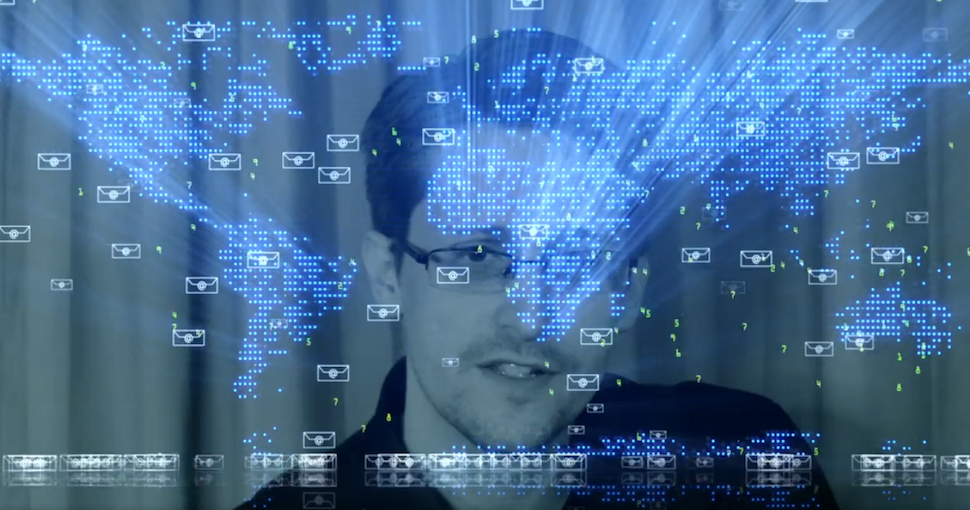 Edward Snowden's Latest Leak: His Terrible Music Video