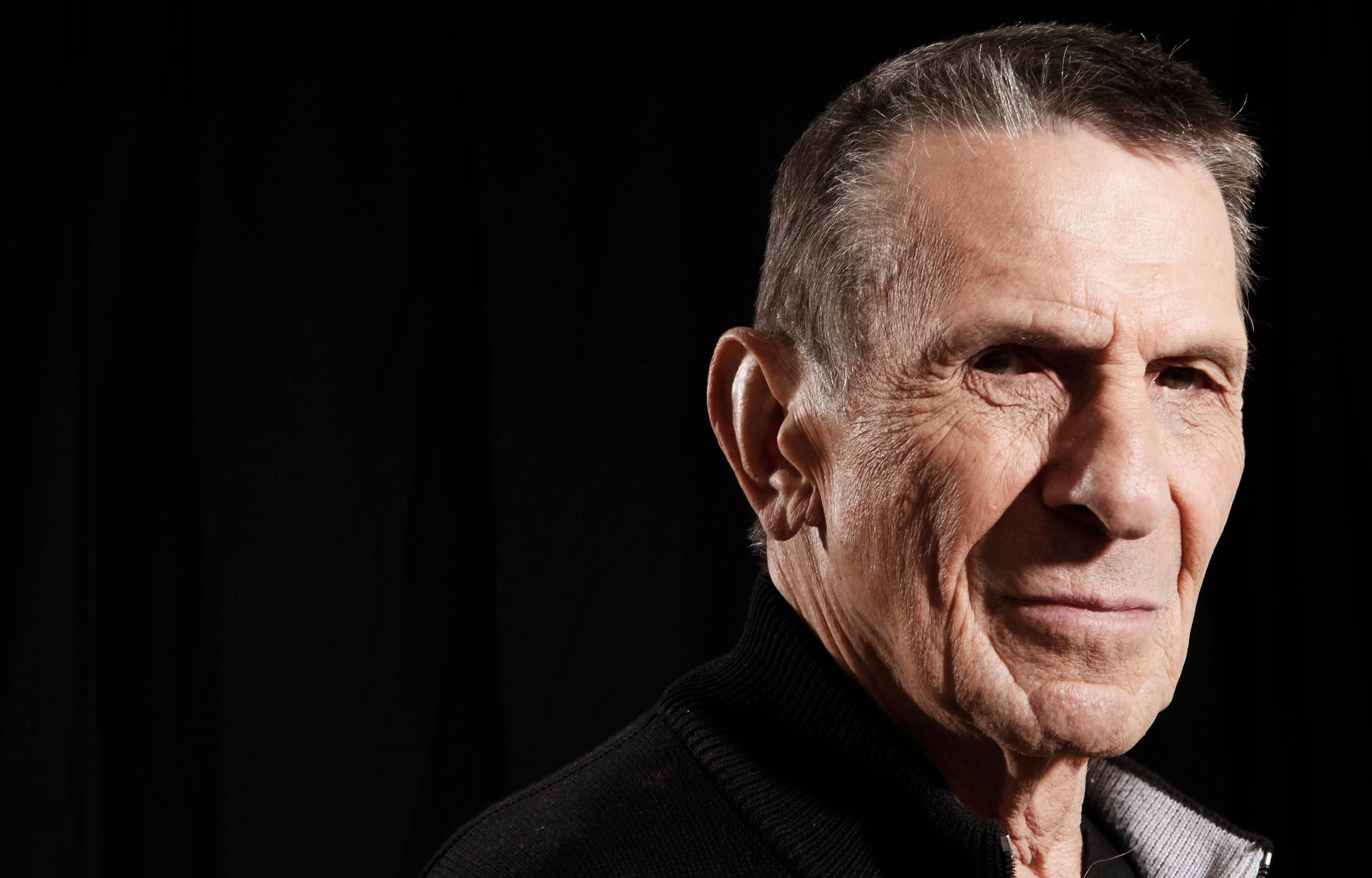 Rest in Peace Leonard Nimoy, My Honorary Space Grandpa