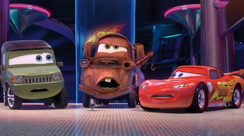 Cars 3 Will Feature An Intriguing New Character With High