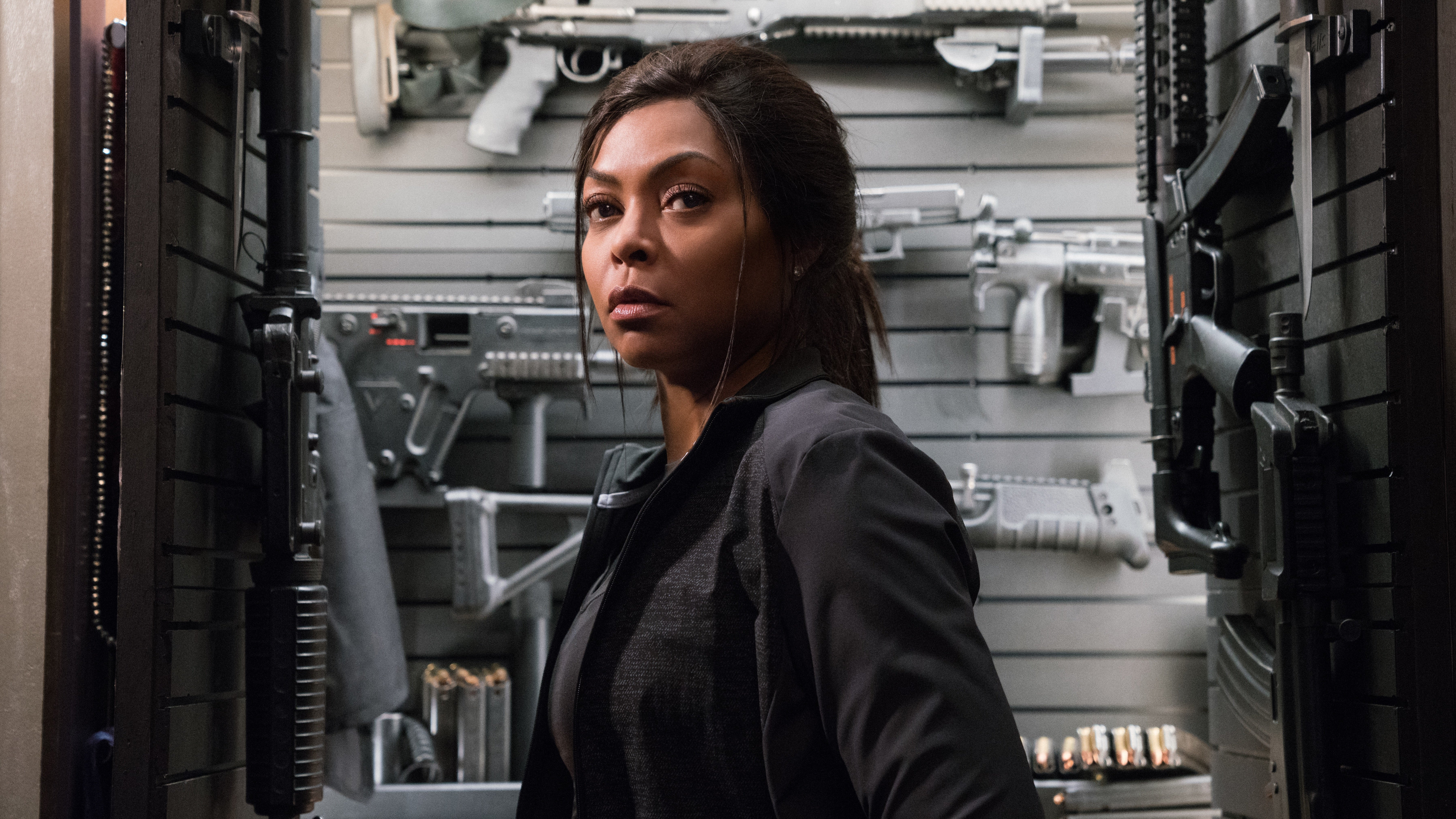 Taraji P Henson On Hollywood's Refusal To Cast Older Women In Action Movies: 'F*#$ That'