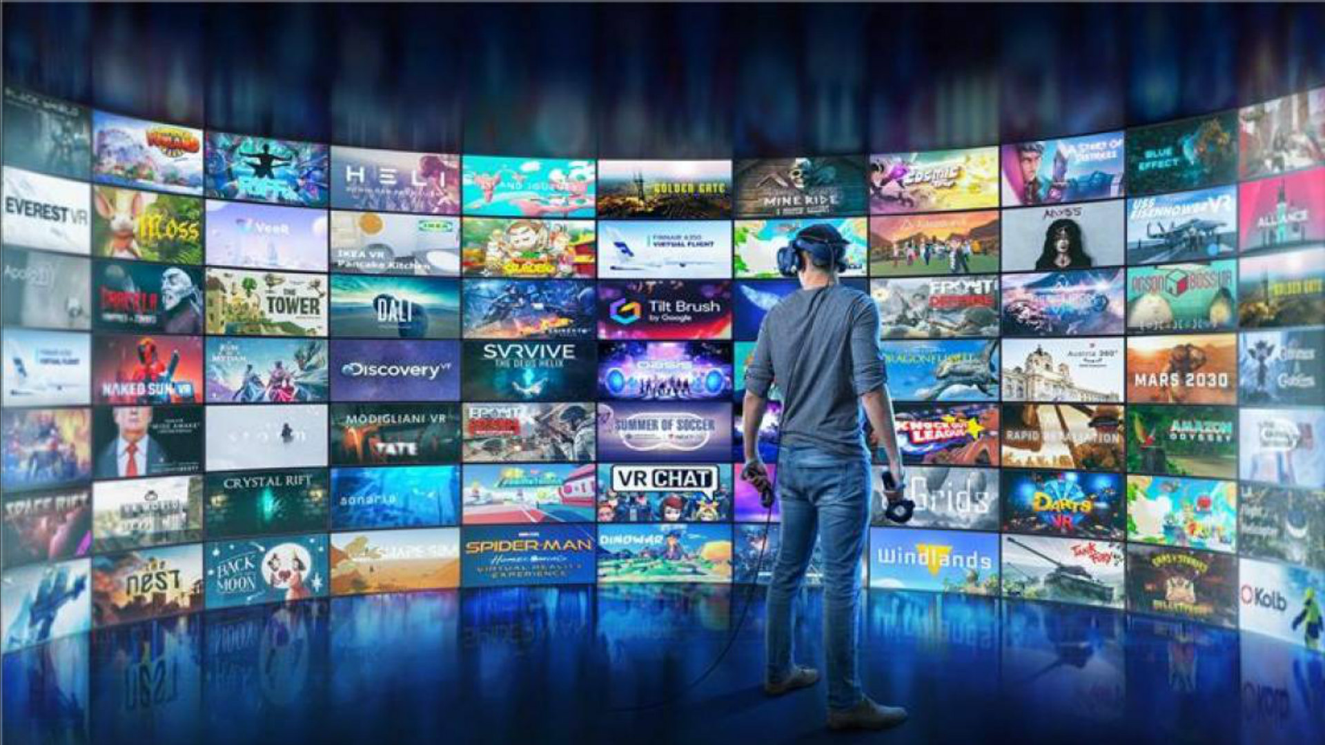How To Get Access To Over 700 VR Games, Like Arizona Sunshine And Creed: Rise To Glory, For Free