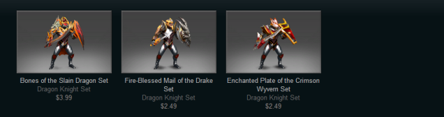 Dota 2 Really Makes Me Want to Buy Stuff