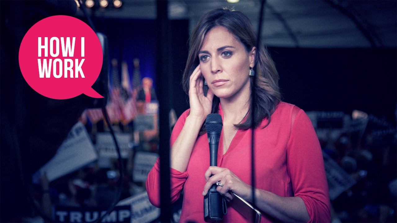 I'm Hallie Jackson, NBC News Correspondent, And This Is How I Work