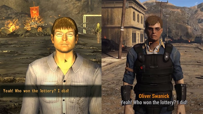 Fallout: New Vegas' Fan Remake Is Coming Along Nicely