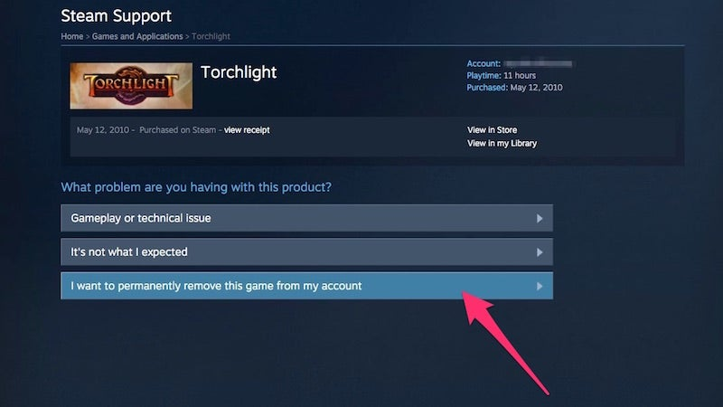 You Can Now Totally Delete Games from Steam