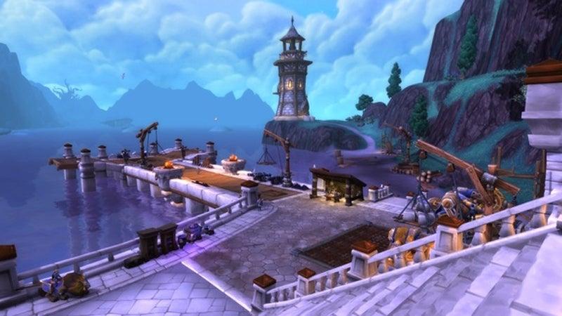 World Of Warcraft Hotfix Makes Shipyard Missions Less Painful