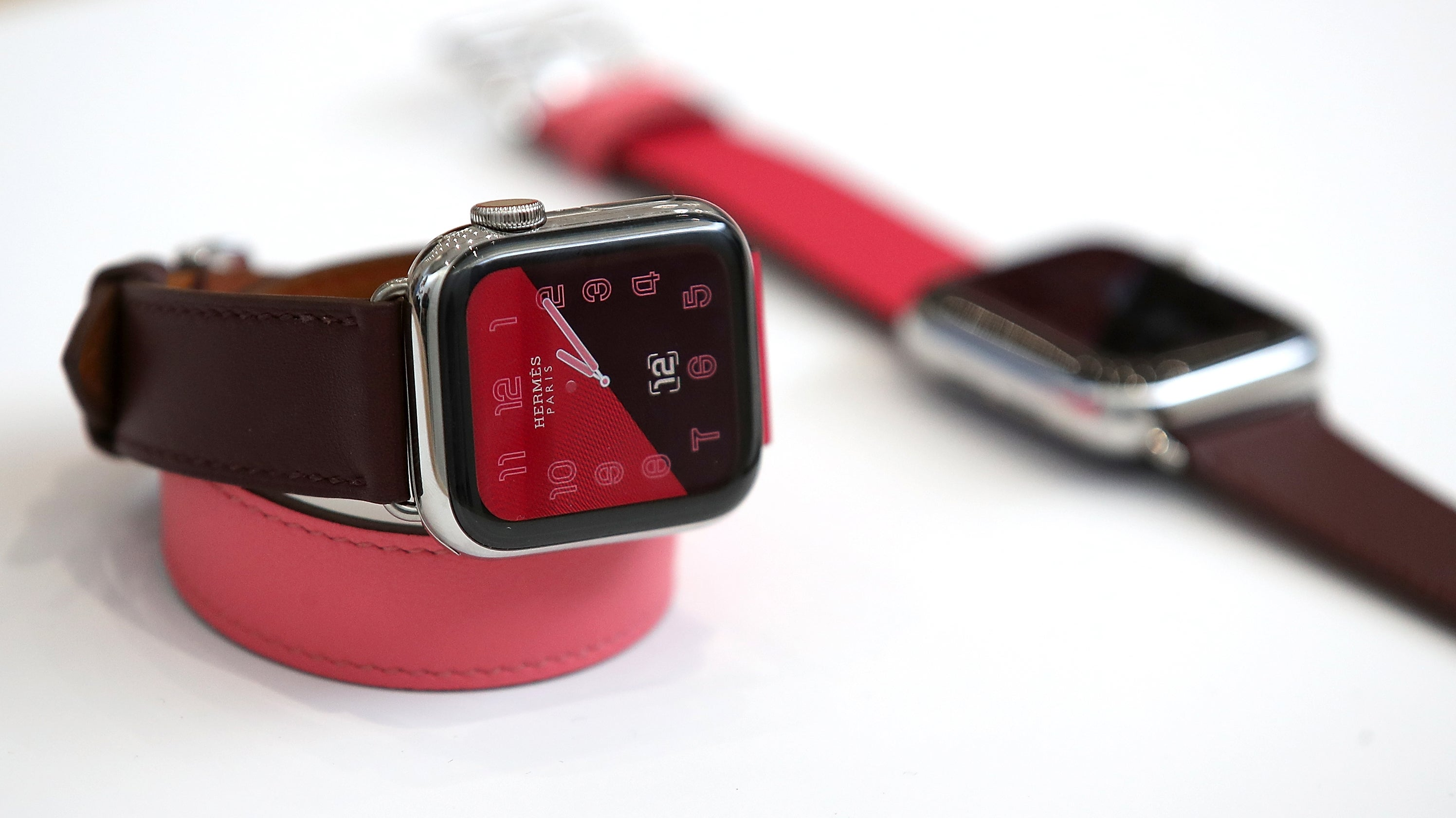 What To Know About The ECG Feature In The New Apple Watch