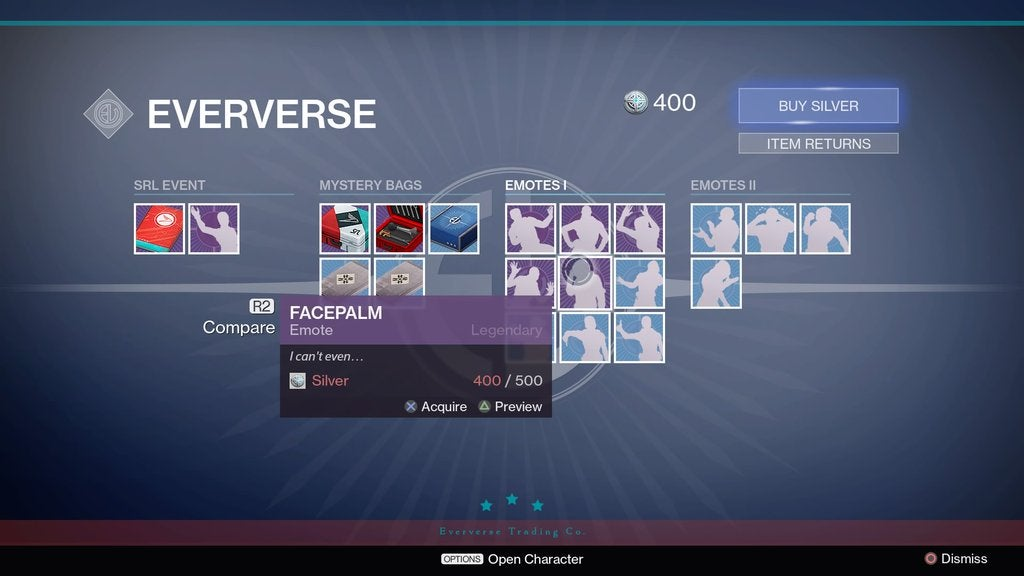Destiny Players: How Much Have You Spent On Microtransactions?