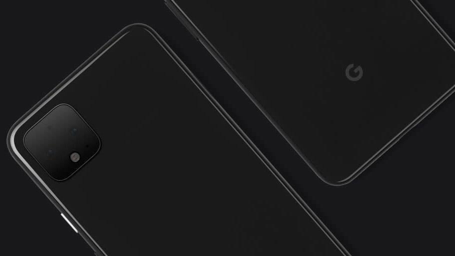 Tired Of Leaks And Speculation, Google Just Dropped An Official Pic Of The Pixel 4