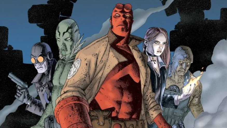 The Hellboy Tabletop Board Game Will Turn You Into A Member Of The BPRD