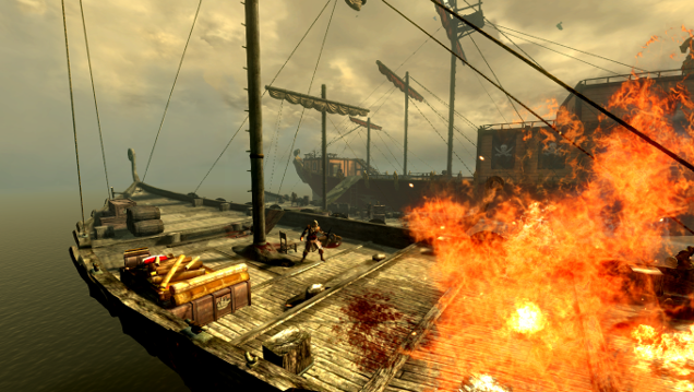 Mod Turns Skyrim Into A Full-Blown Pirate Game