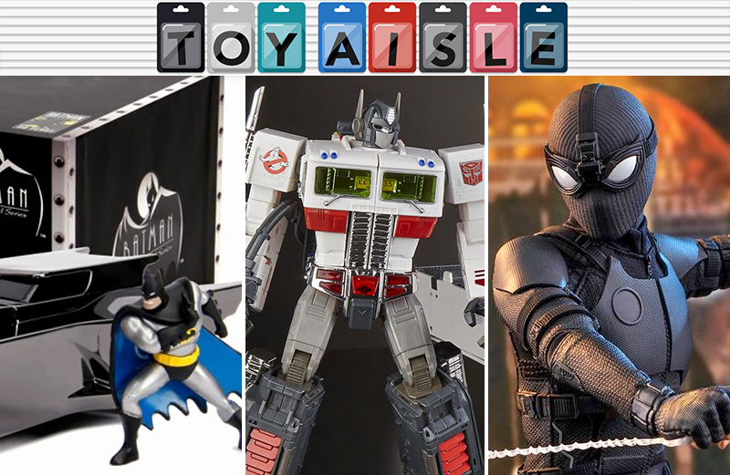 Come And Weep Over These Exclusive Comic-Con Toys You'll Probably Never Own