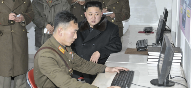 Looks Like North Korea's Internet Is Still Sputtering
