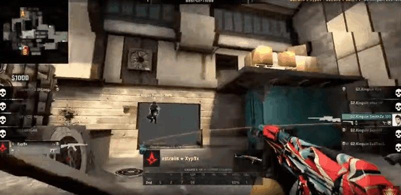 Ridiculous Counter-Strike Comeback Breaks Opposing Team's Spirit